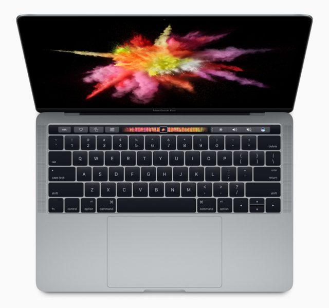 MacBookProTouchBar