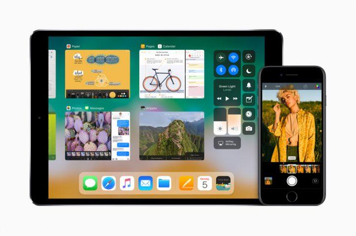 iOS11iPad