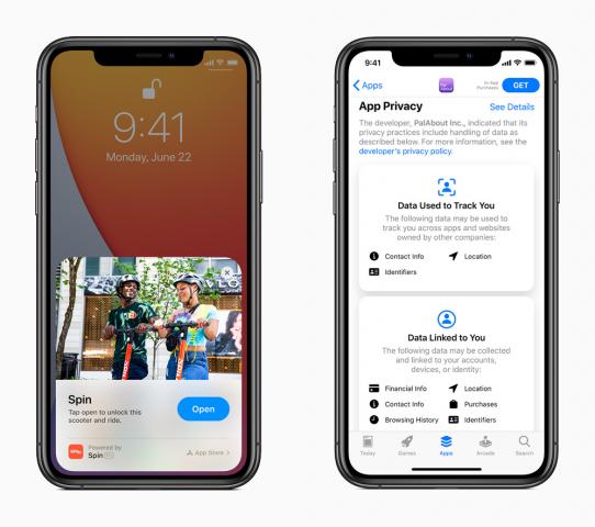 iOS14AppStore