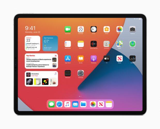 iPadOS14